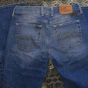 Lucky Brand women's jeans sz 8/29